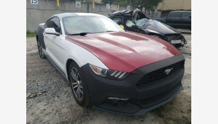 2016 Ford Mustang Coupe for sale 101410380