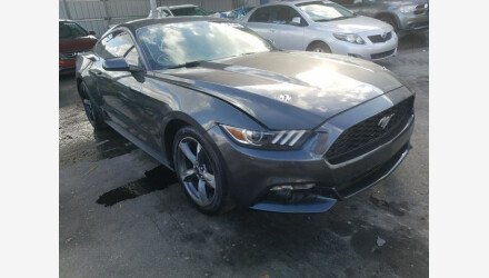 2016 Ford Mustang Coupe for sale 101411154