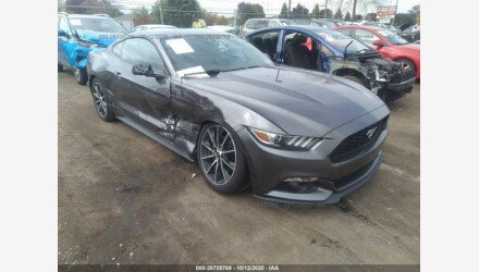 2016 Ford Mustang Coupe for sale 101417154