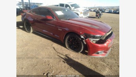 2016 Ford Mustang GT Coupe for sale 101491883
