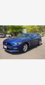 2016 Ford Mustang for sale 101496041