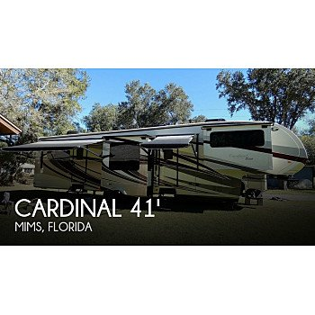 2016 Forest River Cardinal for sale 300214239