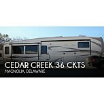 2016 Forest River Cedar Creek for sale 300269970
