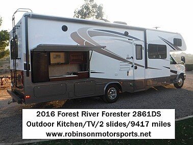 2016 Forest River Forester 2861DS for sale 300180711