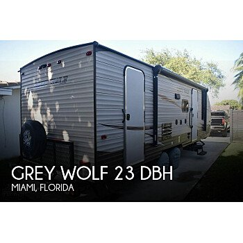 2016 Forest River Grey Wolf for sale 300218194