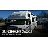 2016 Forest River Sunseeker 2650S for sale 300236449