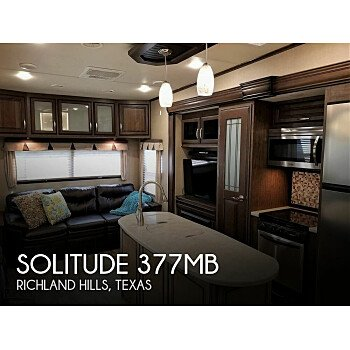 2016 Grand Design Solitude for sale 300193818