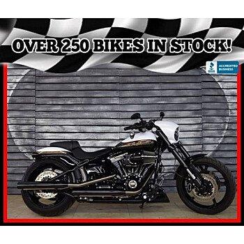 2016 Harley-Davidson CVO for sale 200535665
