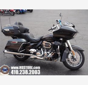 2016 Harley-Davidson CVO for sale 200662999