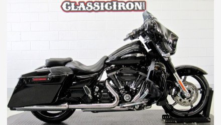 2016 Harley-Davidson CVO for sale 200703893