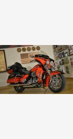 2016 Harley-Davidson CVO for sale 200735100