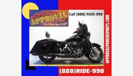 2016 Harley-Davidson CVO for sale 200799740