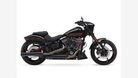 2016 Harley-Davidson CVO for sale 200876491