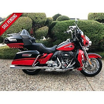 2016 Harley-Davidson CVO for sale 200890340