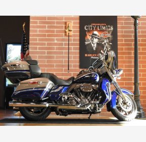 2016 Harley-Davidson CVO for sale 200903876