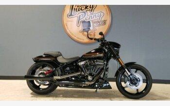 2016 Harley-Davidson CVO for sale 201001258