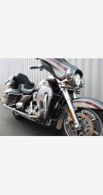 2016 Harley-Davidson CVO for sale 201063111