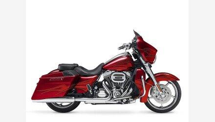 2016 Harley-Davidson CVO for sale 201076179