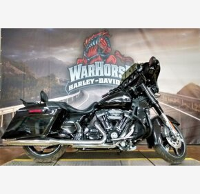 2016 Harley-Davidson CVO for sale 201076747