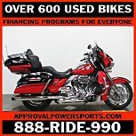 2016 Harley-Davidson CVO for sale 201086140
