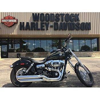 2016 Harley-Davidson Dyna for sale 200616138