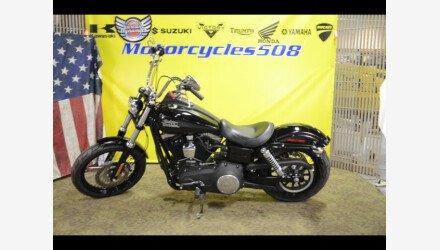 2016 Harley-Davidson Dyna for sale 200729144