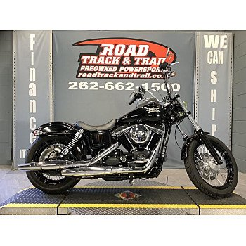 2016 Harley-Davidson Dyna for sale 200798104