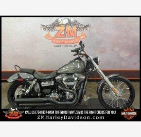 2016 Harley-Davidson Dyna for sale 200846880