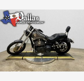 2016 Harley-Davidson Dyna for sale 201001534