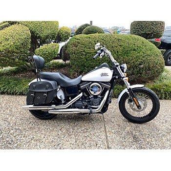 2016 Harley-Davidson Dyna for sale 201024925