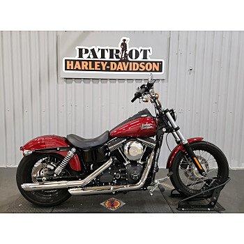 2016 Harley-Davidson Dyna for sale 201087129