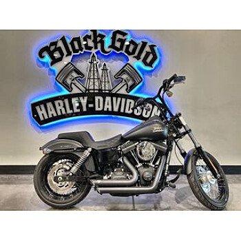 2016 Harley-Davidson Dyna for sale 201106192