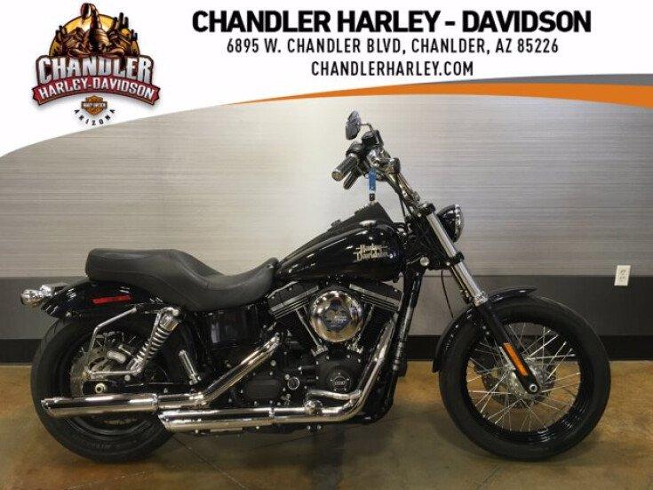 2016 Harley-Davidson Dyna for sale 201114737