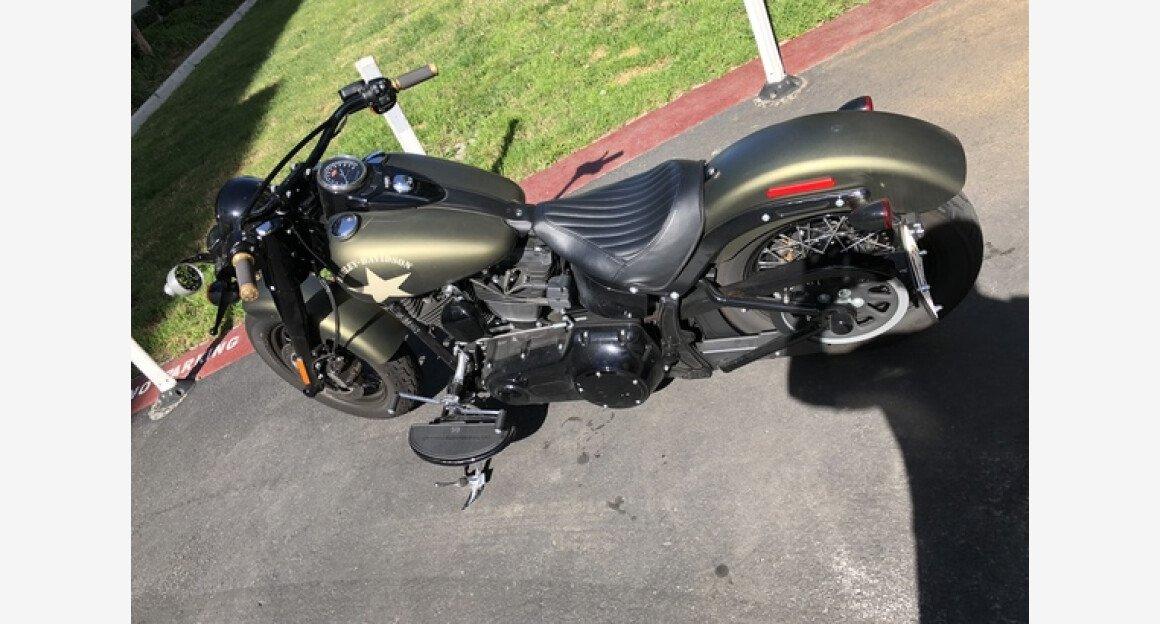 2016 Harley-Davidson Softail for sale 200533826