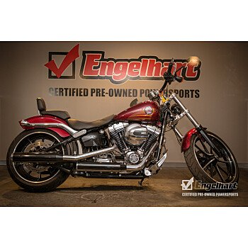 2016 Harley-Davidson Softail for sale 200563775