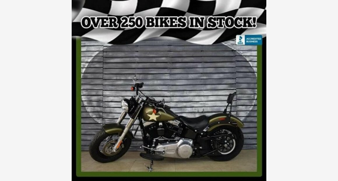 2016 Harley-Davidson Softail for sale 200569921