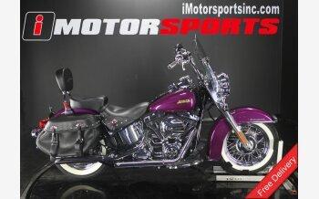 2016 Harley-Davidson Softail for sale 200625939