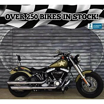 2016 Harley-Davidson Softail for sale 200569921