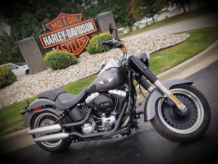 2016 Harley-Davidson Softail for sale 200701911