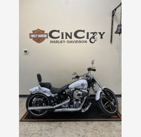 2016 Harley-Davidson Softail for sale 200991008