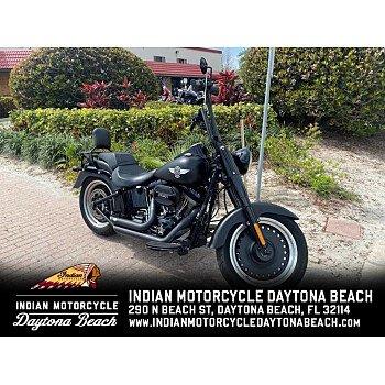 2016 Harley-Davidson Softail Fat Boy for sale 201040252