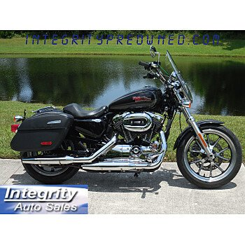 2016 Harley-Davidson Sportster for sale 200617232