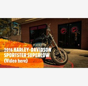 2016 Harley-Davidson Sportster for sale 201019273