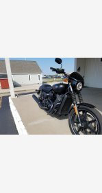 2016 Harley-Davidson Street 750 for sale 200495413