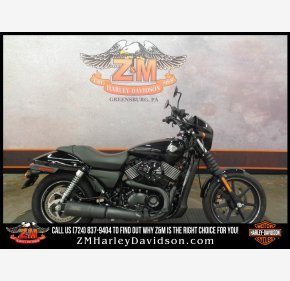 2016 Harley-Davidson Street 750 for sale 200815536