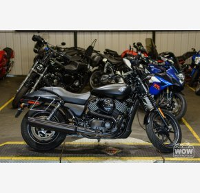 2016 Harley-Davidson Street 750 for sale 201022433