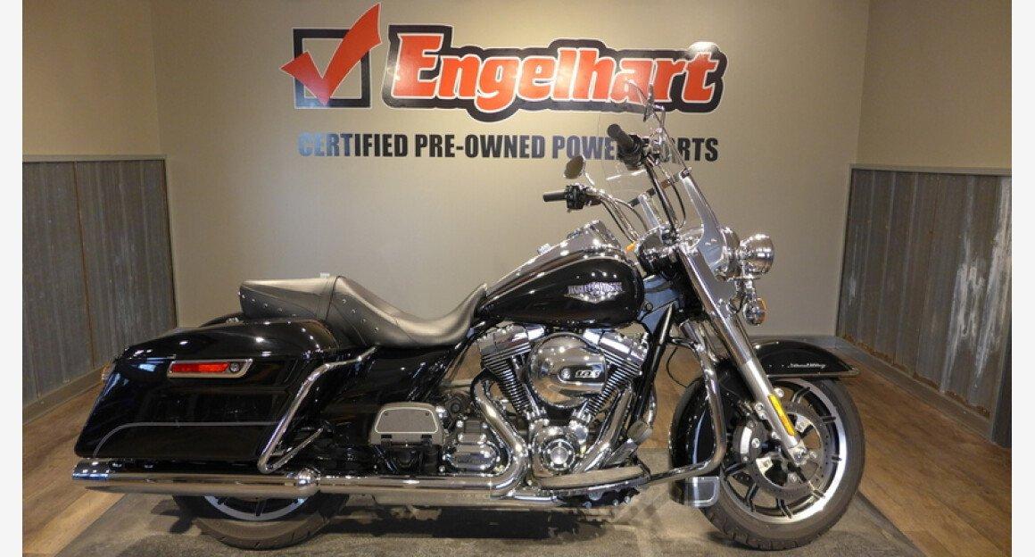 2016 Harley-Davidson Touring for sale 200582036