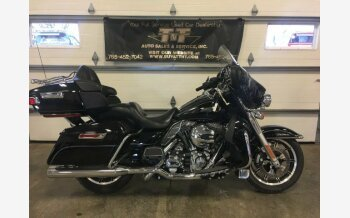 2016 Harley-Davidson Touring Ultra Classic Electra Glide for sale 200591745