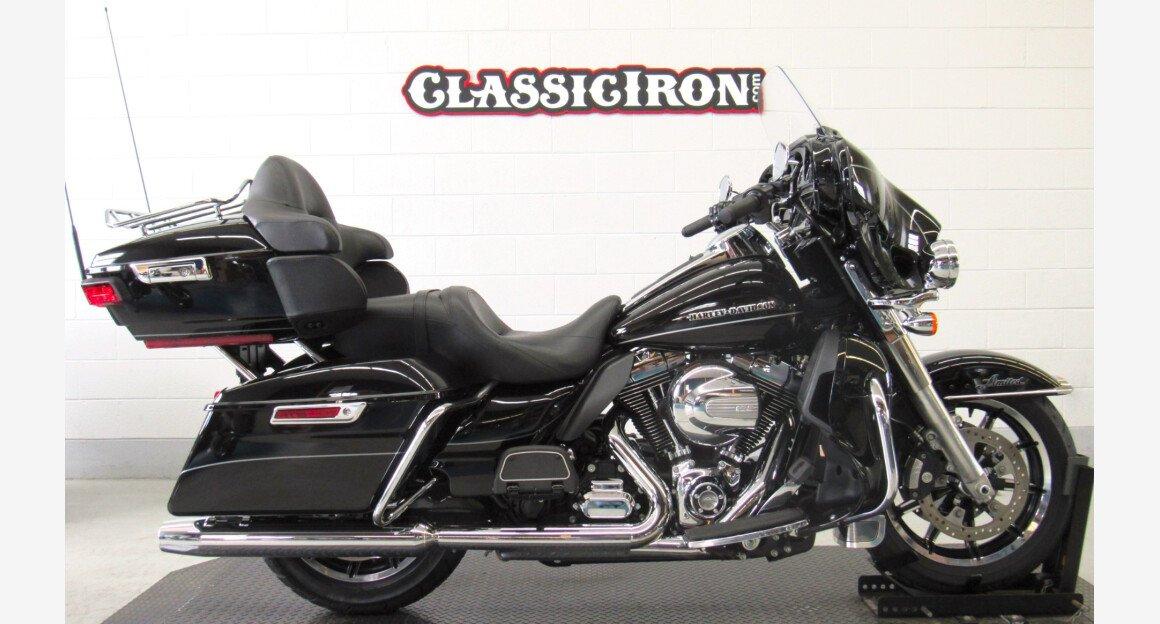 2016 Harley-Davidson Touring for sale 200596546