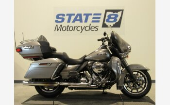 2016 Harley-Davidson Touring Ultra Classic Electra Glide for sale 200607881